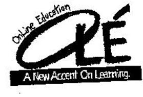 ONLINE EDUCATION OLE A NEW ACCENT ON LEARNING.
