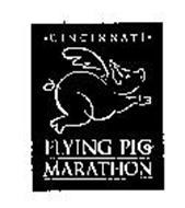 CINCINNATI FLYING PIG MARATHON