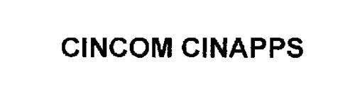 CINCOM CINAPPS