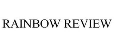 RAINBOW REVIEW