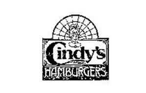 CINDY'S HAMBURGERS