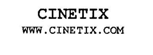 CINETIX WWW.CINETIX.COM