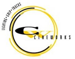 CW CINEWORKS LIGHTING · GRIP · TRUCKS