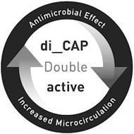 DI_CAP DOUBLE ACTIVE ANTIMICROBIAL EFFECT INCREASED MICROCIRCULATION