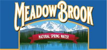 MEADOW BROOK NATURAL SPRING WATER