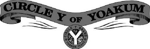 CIRCLE Y OF YOAKUM CIRCLE Y BRAND YOAKUM TEXAS