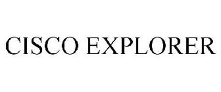 CISCO EXPLORER