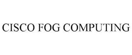 CISCO FOG COMPUTING