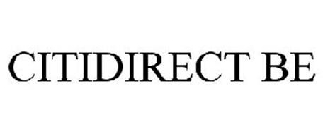 CITIDIRECT BE