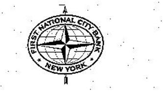 FIRST NATIONAL CITY BANK NEW YORK
