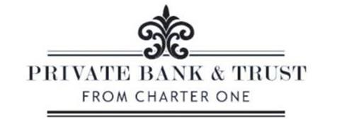 PRIVATE BANK & TRUST FROM CHARTER ONE