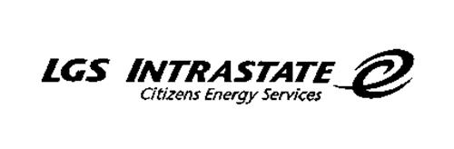 LGS INTRASTATE CITIZENS ENERGY SERVICES