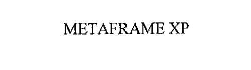 METAFRAME XP
