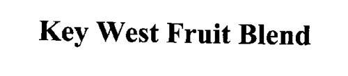 KEY WEST FRUIT BLEND