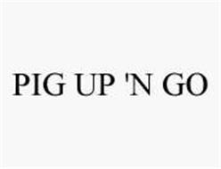 PIG UP 'N GO