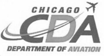 CDA CHICAGO DEPARTMENT OF AVIATION
