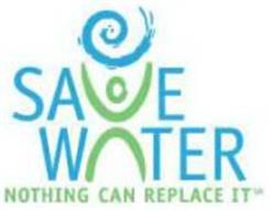 SAVE WATER NOTHING CAN REPLACE IT