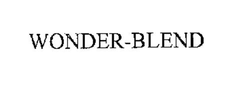 WONDER-BLEND