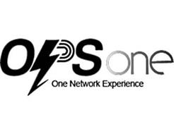 OPS ONE ONE NETWORK EXPERIENCE