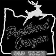 PORTLAND OREGON OLD TOWN