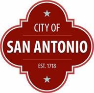 CITY OF SAN ANTONIO EST. 1718