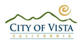 CITY OF VISTA CALIFORNIA
