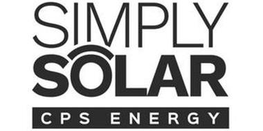 SIMPLY SOLAR CPS ENERGY