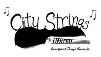 CITY STRINGS UNITED ENCOURAGEMENT THROUGH MUSICIANSHIP