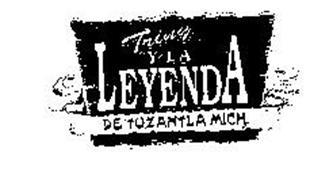 TRINI Y LA LEYENDA DE TUZANTLA MICHOACAN