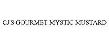 CJ'S GOURMET MYSTIC MUSTARD