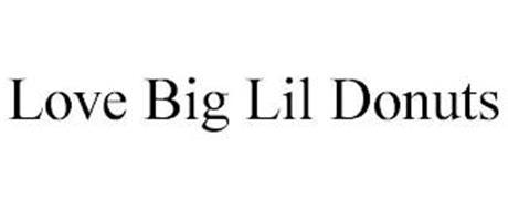 LOVE BIG LIL DONUTS
