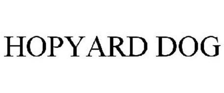 HOPYARD DOG
