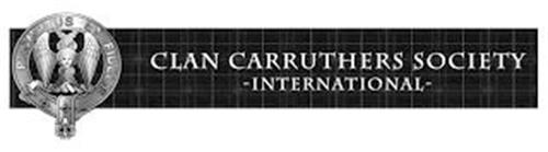 PROMPTUS ET FIDELIS CLAN CARRUTHERS SOCIETY INTERNATIONAL