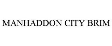 MANHADDON CITY BRIM