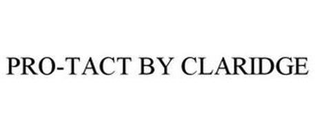 PRO-TACT BY CLARIDGE