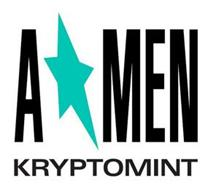 A MEN KRYPTOMINT