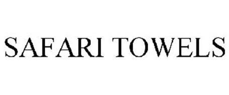 SAFARI TOWELS