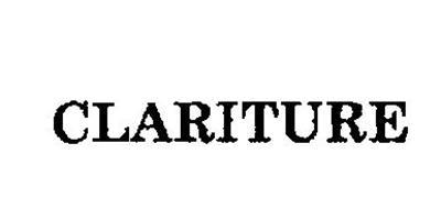 CLARITURE