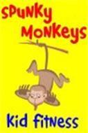 SPUNKY MONKEYS KID FITNESS