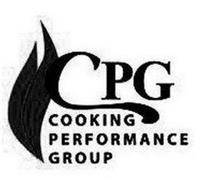 CPG COOKING PERFORMANCE GROUP