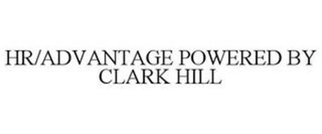 HR/ADVANTAGE POWERED BY CLARK HILL