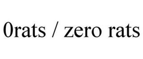 0RATS / ZERO RATS