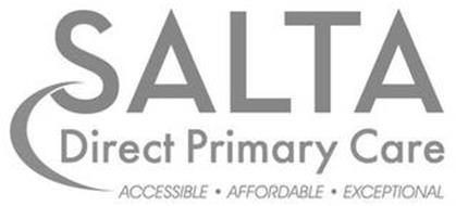 SALTA DIRECT PRIMARY CARE ACCESSIBLE · AFFORDABLE · EXCEPTIONAL