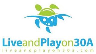 LIVE AND PLAY ON 30A LIVEANDPLAYON30A.COM
