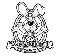 PETER COTTONTAIL THE OFFICIAL EASTER BUNNY