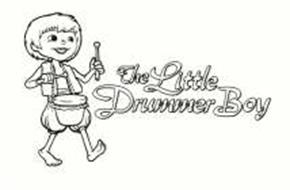 The Little Drummer Boy Trademark Of Classic Media Inc Serial Kids Coloring Page Precious Moments