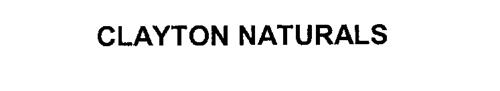 CLAYTON NATURALS