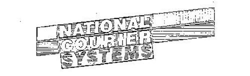 NATIONAL COURIER SYSTEMS