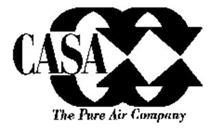 CASA THE PURE AIR COMPANY