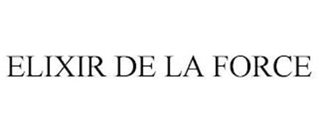 ELIXIR DE LA FORCE
